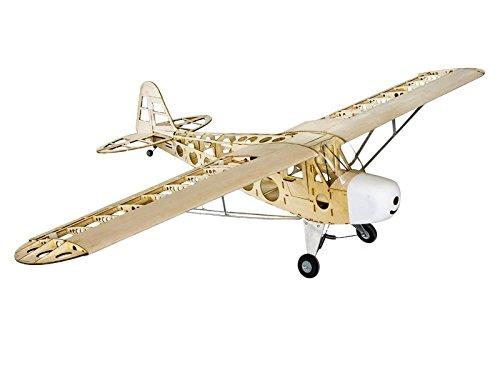 Balsaholz-flugzeuge-kits Rc (arkai Piper J3 Balsa KIT 1800 mm Spannweite)