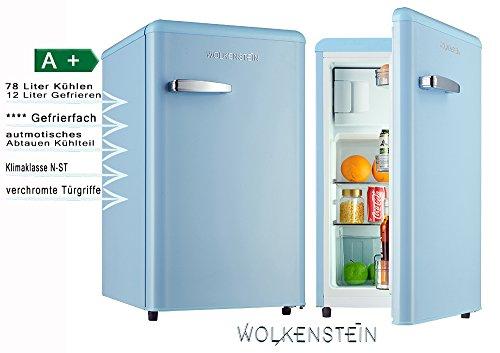 Mini Kühlschrank Vintage : Retro kühlschrank test vergleich u die besten
