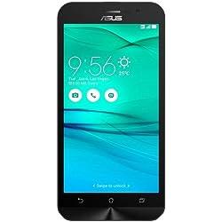 "Asus ZenFone Go Smartphone, Display 5"", 8 GB, Dual Sim, Nero [Italia]"