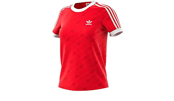 T Shirt Femme Adidas 3 Stripes: : Sports et Loisirs