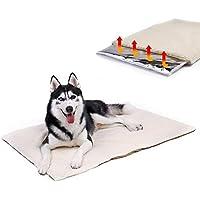 AIDIYA Manta Polar para Gato Perro Manta Suave para Sofá 65 x 45cm
