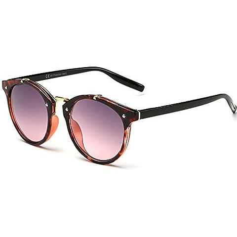 Xinmingyue 1610# Polarized Sunglasses Fashion Retro (Occhiali da sole)