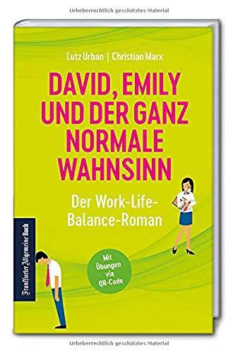 David, Emily und der ganz normale Wahnsinn: Der Work-Life-Balance-Roman