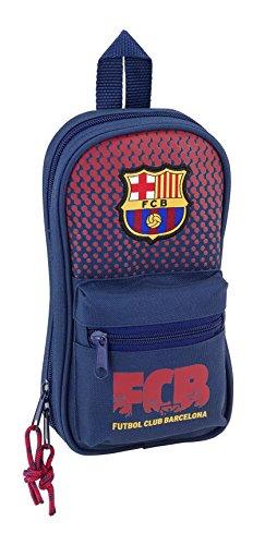FCB Mochila 4 portatodos completos FC Barcelona