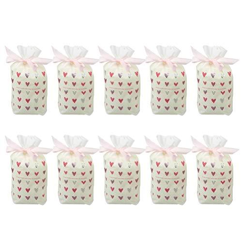 Kordelzug Beutel Süßigkeiten Taschen Geschenk Taschen Favor Taschen behandeln süße Taschen für hochzeits-Baby-dusche ()