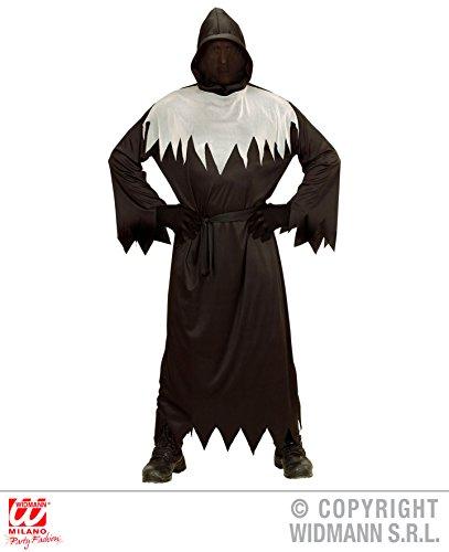 KINDERKOSTÜM - GHOUL - Größe 140, Geister Untoter Untote Tod Skelette unsichtbar - Jugendliche Kostüme Karneval