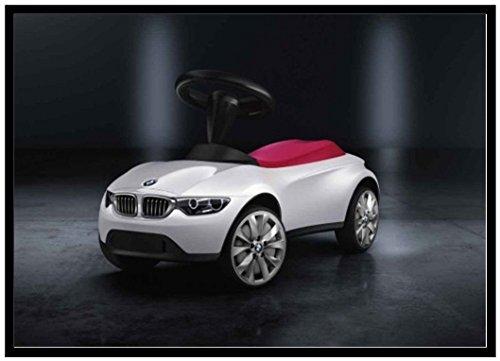 Preisvergleich Produktbild BMW Baby Racer III weiß / himbeerrot