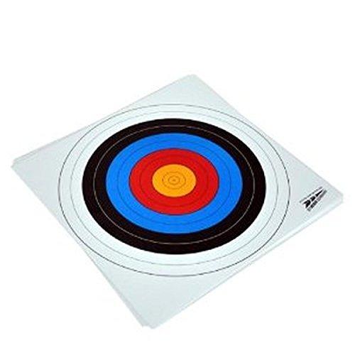 Zielscheiben Set mit 20 Scheiben (60x60cm Hochwertiges Offset-Papier)