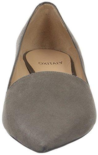 Oxitaly - Sandra 02, Scarpe col tacco Donna Marrone (Braun (donkey))