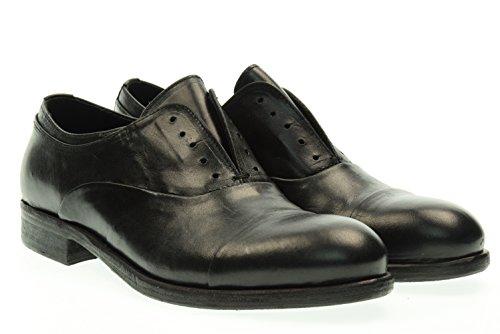 PAWELK' S uomo scarpa classica 15327 43 Nero