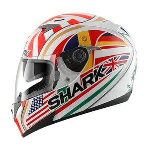 shark casque s700 s zarco replica taille xs couleur wor sports et loisirs. Black Bedroom Furniture Sets. Home Design Ideas