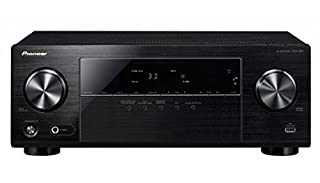 Pioneer VSX-330-K - Sintoamplificador (4K, Dolby TrueHD y DTS-HD, MP3, WMA y AAC) Color Negro (B014Q2LOMA) | Amazon Products