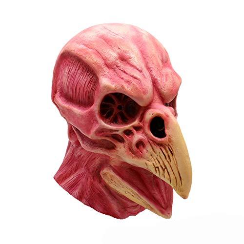 Doktor Evil Kostüm - STTA Pest Doktor Vogel Maske, High-End