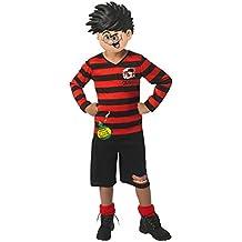 Rubie 's oficial Dennis the Menace Boys disfraz libro semana TV Cartoon Kids para niña