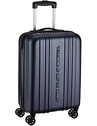 UCB ABS 58 cms Navy Suitcases (0IP6HAB20E02I)