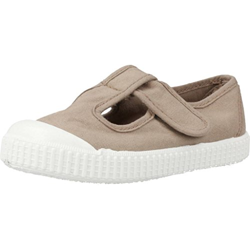 Victoria calzature sportive bambino, color bianco sporco, marca, modelo calzature sportive bambino 136625 bianco sporco