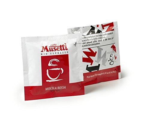 MUSETTI - LA ROSSA-KAFFEEPADS 150 Stk.