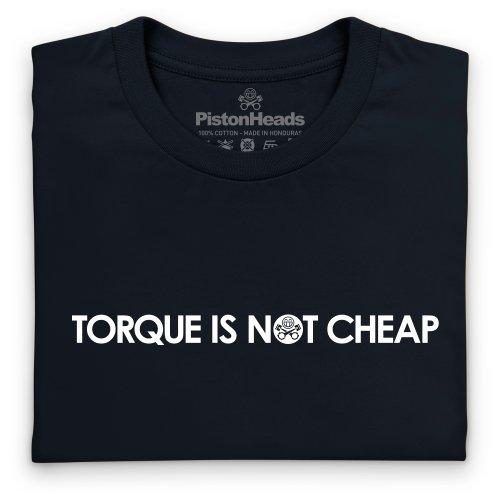 PistonHeads Torque T-Shirt, Herren Schwarz