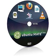 Ubuntu Mate 17.10.1 64 Bit Live Bootable Installation DVD