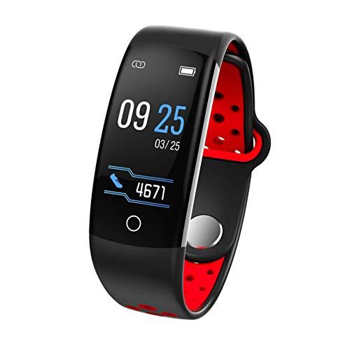 Ballylelly-Q6 Farbbildschirm-Armband Blutdruck-Herzfrequenz-Oximeter Smart-Armband von