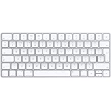 Apple Magic Keyboard - A1644 (MLA22B/A) Wireless Bluetooth - UK English Layout (Renewed)