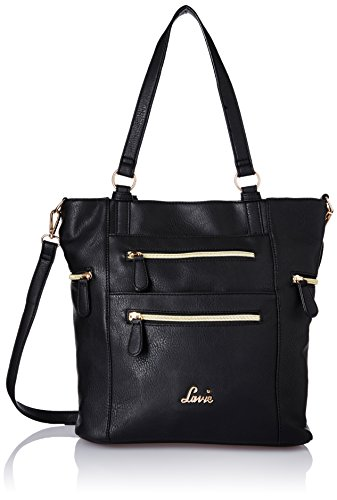 Lavie Paperstone Women's Handbag (Black)
