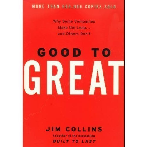 Good to Great: Why Some Companies Make the Leap...And Others Don't by Collins, Jim published by HarperBusiness (1975)