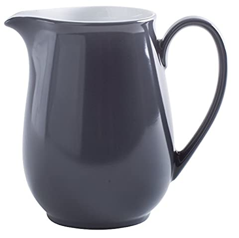 Kahla Pronto Colore Jug, Jug, Water Jug, Milk Jug, 1.3 L, Anthracite Grey, 577742A69275C