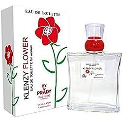 Parfum Femme - Klenzy Flower - Eau de Toilette - 100ml