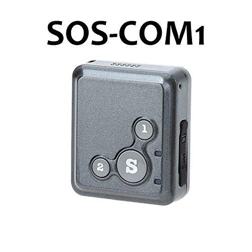 Localizador + Comunicador SOS móvil
