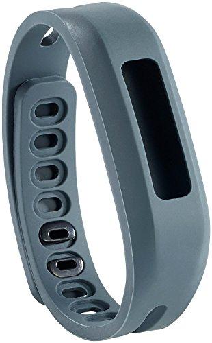 newgen medicals Wechsel-Armband für Fitness-Armband FBT-50, grau