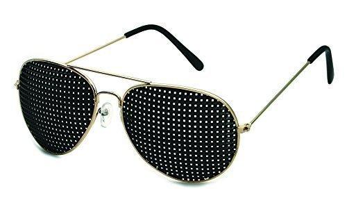 gafas reticulares de metal 420-PGP - plaza Sistema - incl. Accesorio