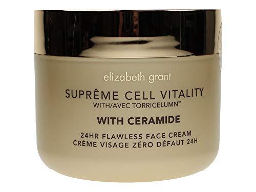 Elizabeth Grant Suprème & Ceramide Cell Vitality 24hr Flawless Face Cream, 200 ml