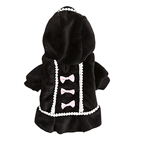 Costumes Puppy Dog Pour Adultes - Angelof Dog Coat Jacket Pet Supplies Clothes