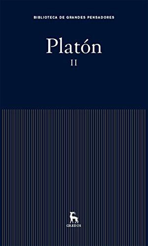 Platón II (Biblioteca Grandes Pensadores nº 16) por Platón
