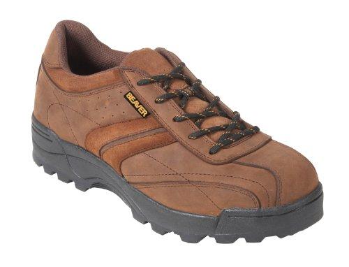 Paroh  Beaver 215 S1p Leisure Shoe, Chaussures de travail et de sécurité pour homme homme Marron - marron