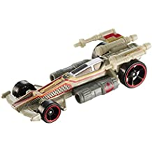 Hot Wheels Star Wars Classic Luke's X-Wing Carship - modelos de juguetes