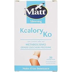 Matt Kcalory KO Integratore Alimentare - 30 gr