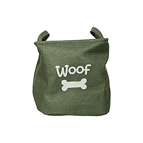 Rosewood 03087 Haltbare Canvas-Box zum Aufbewahren von Haustier-/Hundespielzeug, - Hundespielzeug Kiste Für