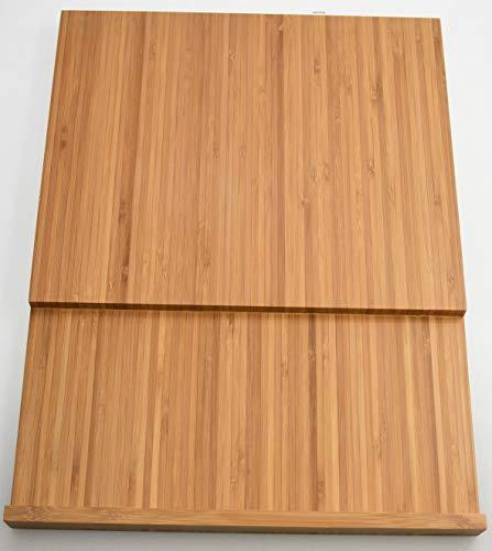 Haller Wandhalter aus Bambus für Kochmesser - Bambus-hals