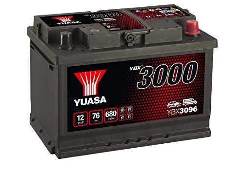 Yuasa YBX3096 Batteria Avviamento