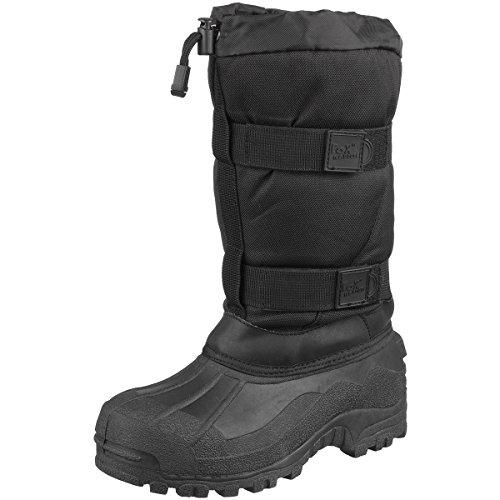 Fox Outdoor Ice bottes Noir