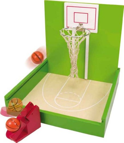 Ulysse - Mini set da basket, Gioco da tavolo