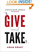 #7: Give and Take: A Revolutionary Approach to Success