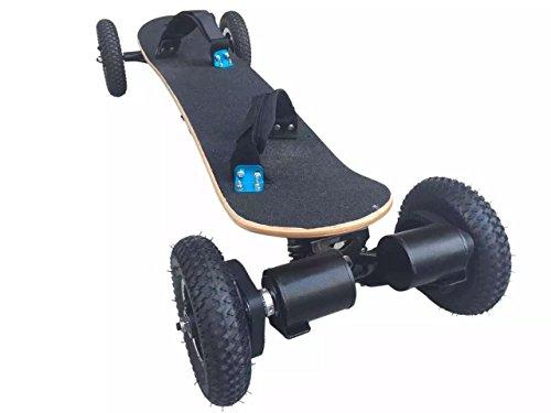 Elektro Skateboard Longboard Mountainboard 35km/h Diual Motor jeder 1650W