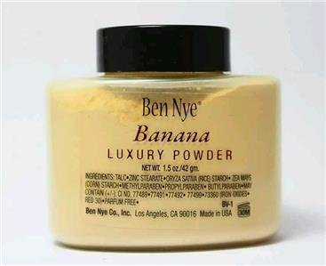 Ben Nye Luxury Banana Powder 1.5oz ~ Wedding ~ Professional