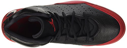 Nike Jordan Flight Tradition, gymnastique homme Noir (Noir/Gym Red-Blanc)