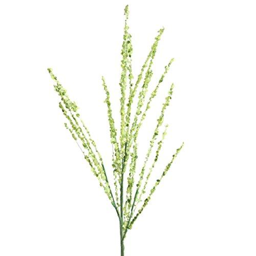Makefortunne 1 Zweig Künstliche Blumen Frühling Blossom Simulation Künstliche Wohnkultur DIY Zubehör (Blossom Schmuck Lotus)