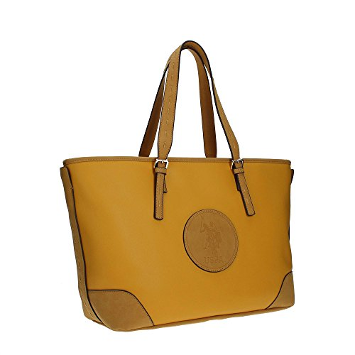 U.S. Polo Assn. BEUNE0090WV Shopper Donna Yellow
