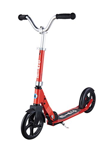 Micro Mobility SA0169 Cruiser Roller, Rot